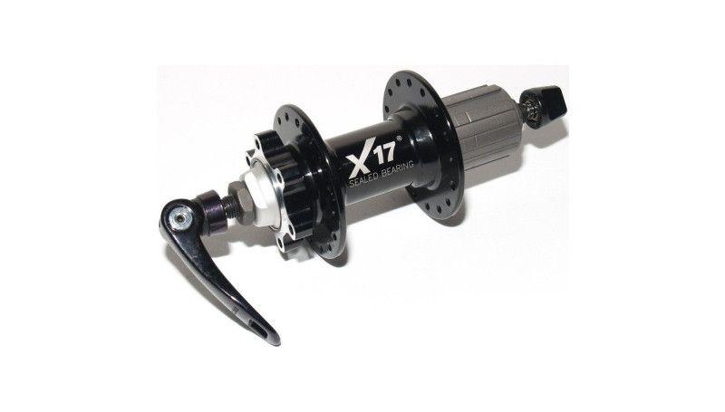 Втулка задня X17 XC Disk 36Н 8-9 шв