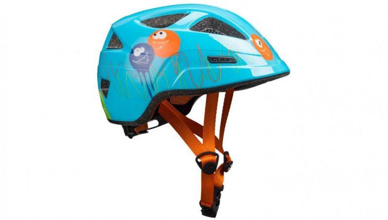 Шолом дитячий Cube Helm LUME