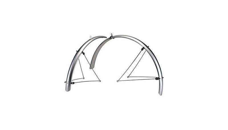 """Крила Zefal 26-28"""" Paragon Steel Bridge MTB Set (204002) cтаціонарні"""