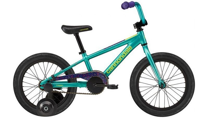 "Велосипед 16"" Cannondale TRAIL SS GIRLS OS 2020"