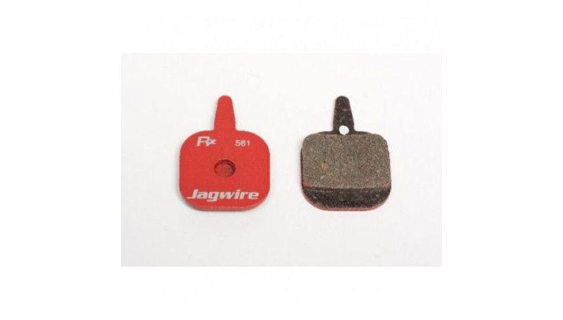 Гальмівні колодки JAGWIRE Red Zone Comp DCA077 для Tektro IO