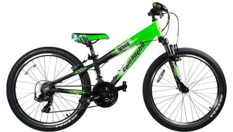 """Велосипед 24"""" Comanche INDIGO NEW"""