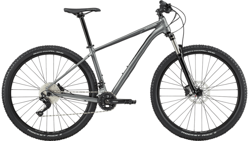 "Велосипед 27,5"" Cannondale TRAIL 4 2020"