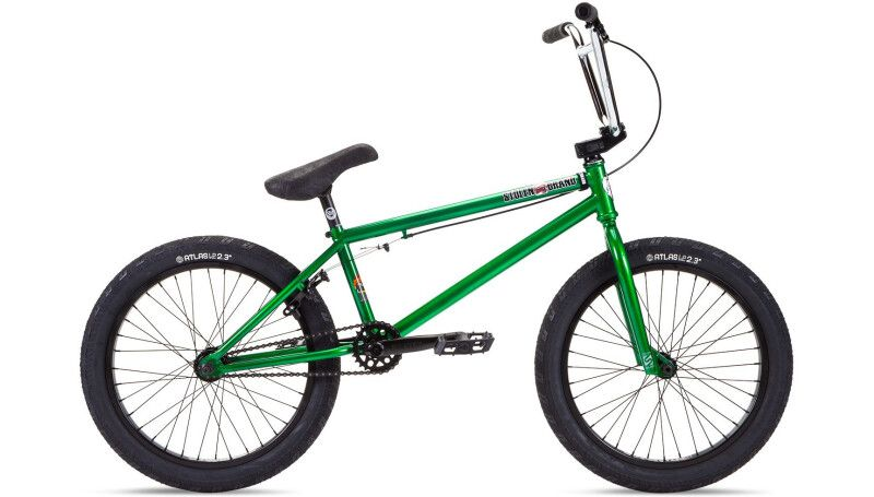"""Велосипед 20"""" Stolen BMX HEIST 21.00"""" 2021"""