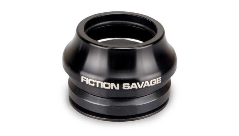 Кермова для ВМХ Fiction SAVAGE HEADSET, 45X45°, 15mm HEIGHT, ALLOY