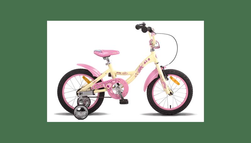 """Велосипед 16"""" PRIDE ALICE  2014"""