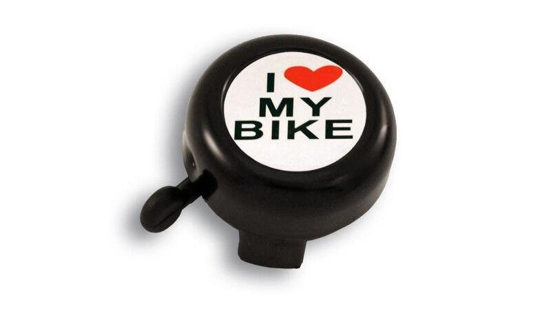 Дзвоник Green Cycle GBL-251 I love my bike