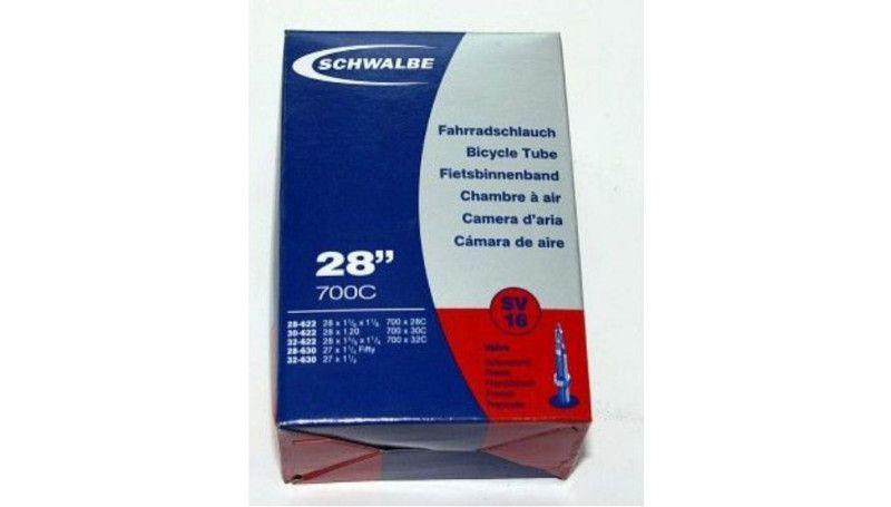 """Камера 28"""" Schwalbe 28/32x622/630 FV"""