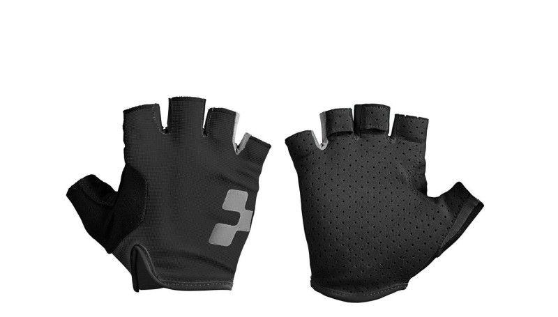 Рукавички CUBE Handschuhe Performance Kurzfinger Blackline