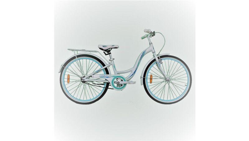 "Велосипед 24"" VNС Emily AC, 2419-FA-WB, 28см"