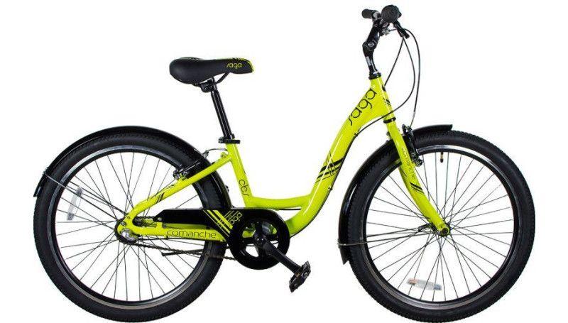 "Велосипед 24"" COMANCHE SAGA"
