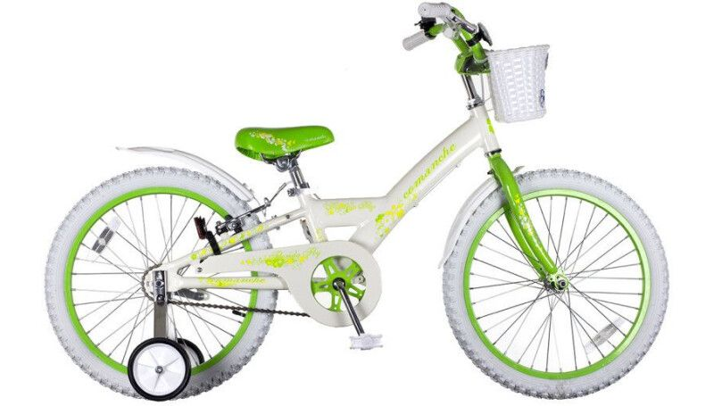 "Велосипед 20"" Comanche Florida Fly W16 2021"