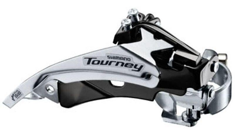 Перемикач передній Shimano FD-TY510 31,8мм універсальний Tourney