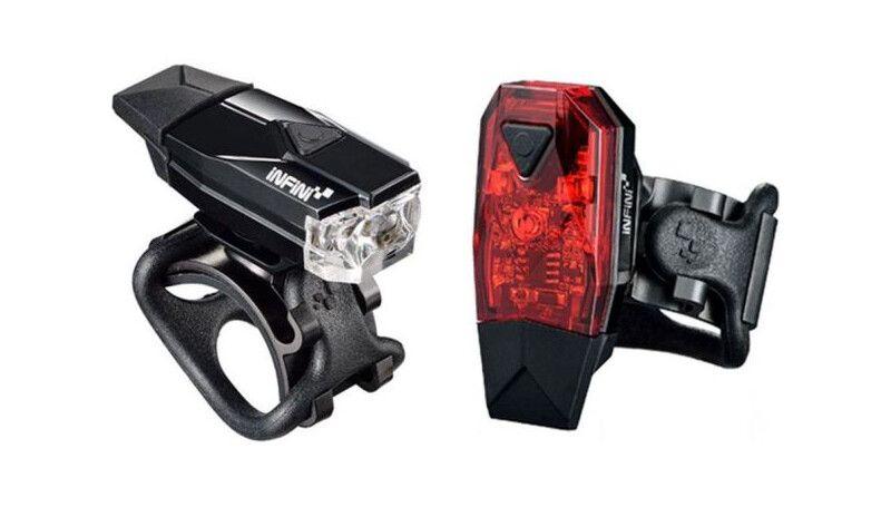 Набір світла Infini MINI LAVA I-261WR-BK, 4 режими, USB