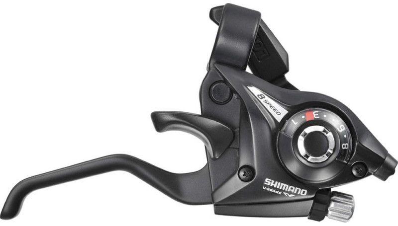 Шифтер Shimano ST-EF51 EZ-FIRE PLUS, 8 шв