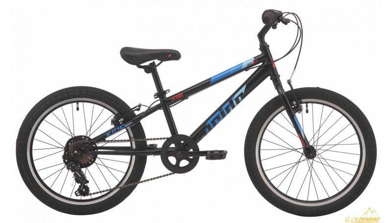 """Велосипед 20"""" Pride JACK 6 2019"""