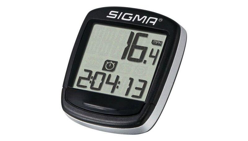 Велокомп'ютер Sigma Base  500 Sport