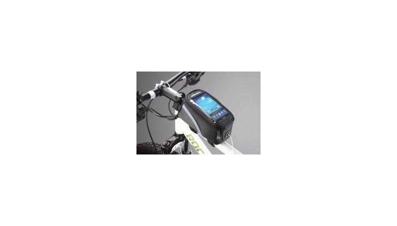 Сумка на раму Rosswheel під смартфон12496L-B5