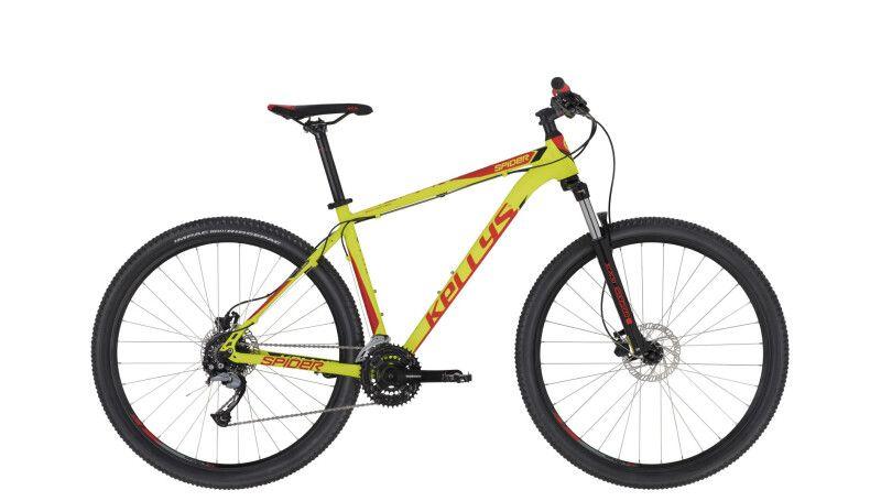 "Велосипед 29"" Kellys Spider 30 2020"
