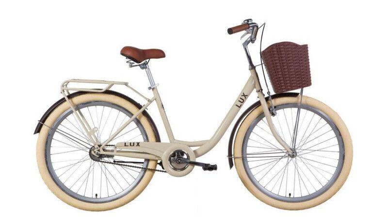 """Велосипед 26"""" Dorozhnik LUX  Velosteel ST"""