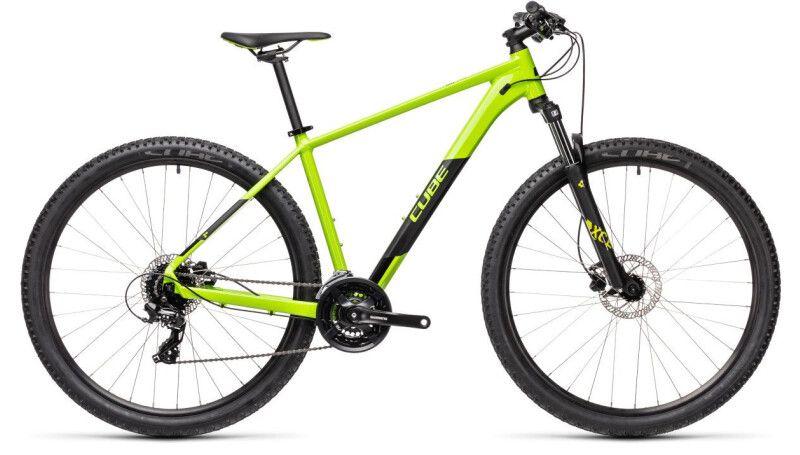"Велосипед 29"" Cube Aim Pro 2021"