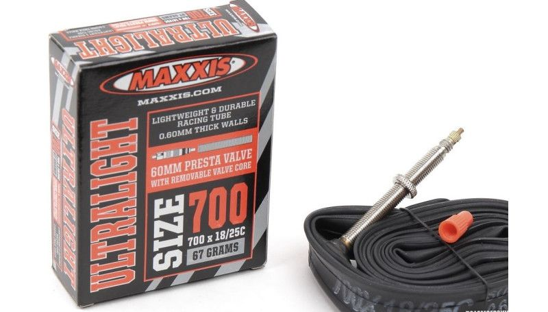 "Камера 28"" Maxxis Welter Weight 700x18/25C FV L:60 мм"
