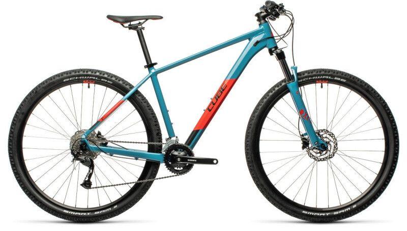 "Велосипед 27.5"" Cube Aim EX 2021"
