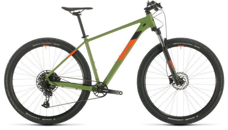 """Велосипед 29"""" Cube Analog 2020"""