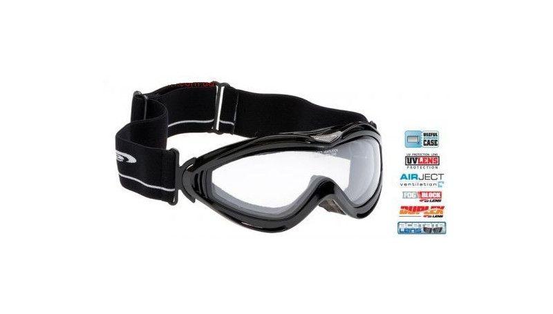 Маска Goggle H-891-2P