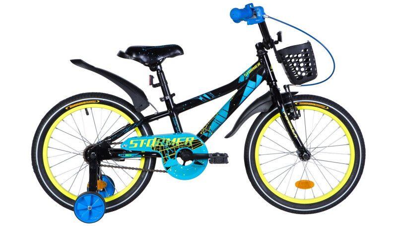 """Велосипед 20"""" Formula Stormer 2021"""