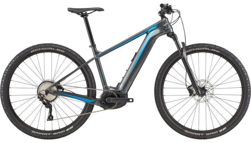 "Велосипед 29"" Cannondale TRAIL Neo 2 электро привод 2020"