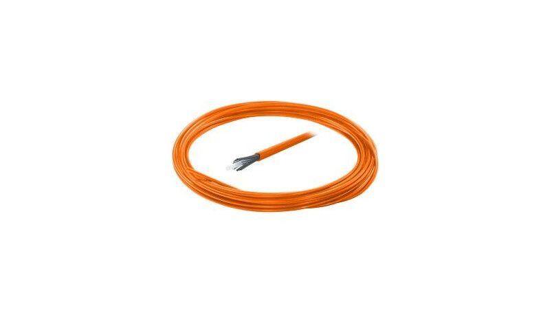 Кожух перемикання KLS 220 см помаранчевий