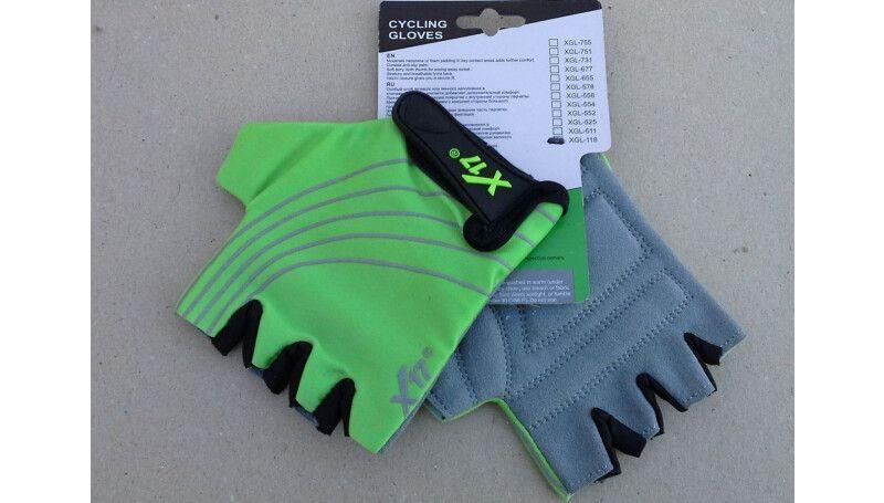 Рукавички дитячі X17 XGL-118 S зелені