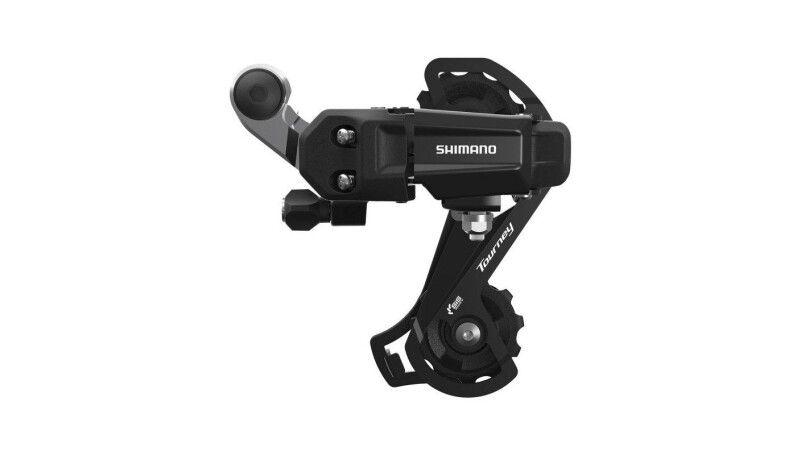 Перемикач задній Shimano RD-TY200-GS-D TOURNEY 6/7-швидк, болт