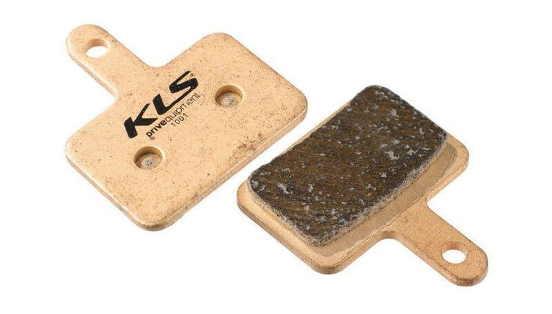 Гальмівні колодкиі KLS D-04s