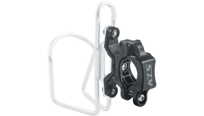 Перехідник для фляготримача на кермо велосипеда KLS Slot