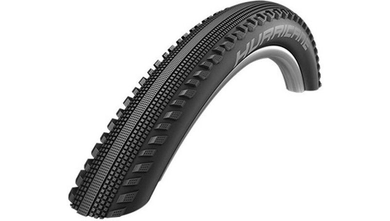 "Покришка 29"" Schwalbe Hurricane 29x2.25(57-622) Addix Performance B/B-SK"
