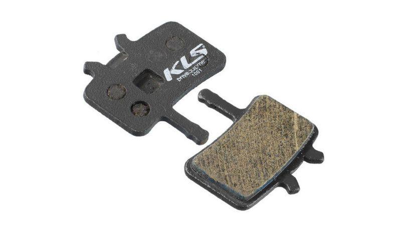 Гальмівні колодки KLS D-02