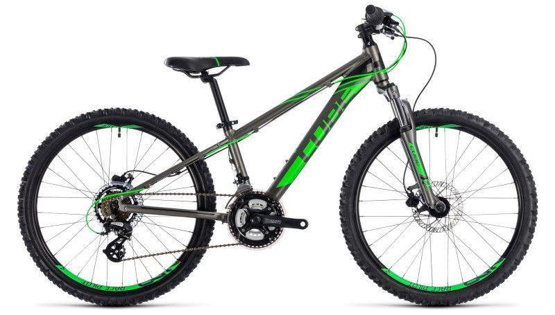 "Велосипед 24""CUBE Kid 240 Disk 2019"