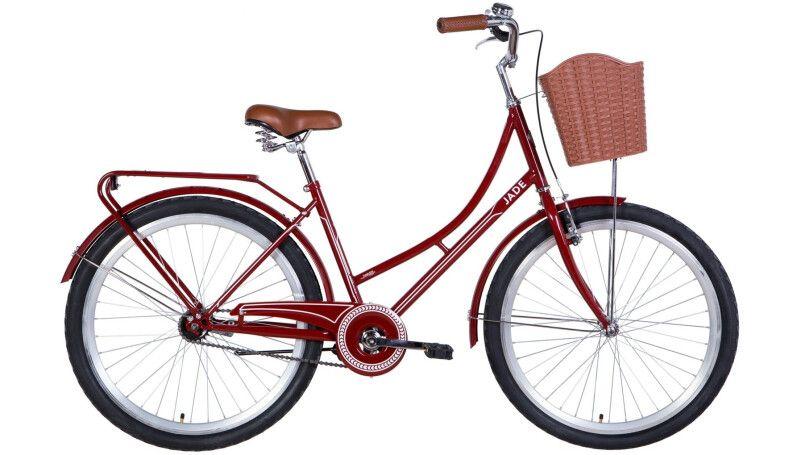 """Велосипед 26"""" Dorozhnik Jade 2021"""