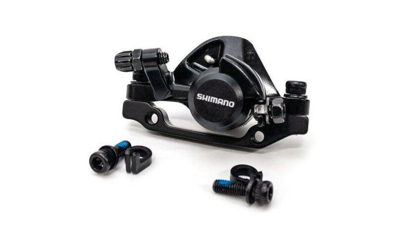 Гальмівний каліпер Shimano BR-TX805 механіка з переднім адаптером 160