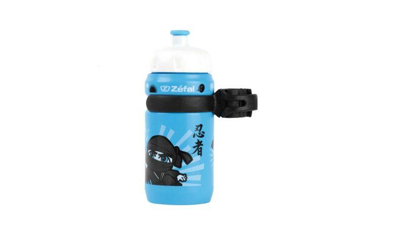 Фляга дитяча Zefal LittleZ Ninja-Boy (162H) 350мл з універсальним кріпленням