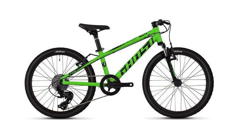 """Велосипед 20"""" GHOST Kato 2,0 AL U 2019"""