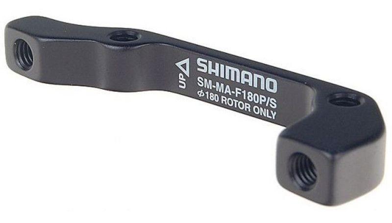 Адаптор передній Shimano ротор 180 мм (IS)