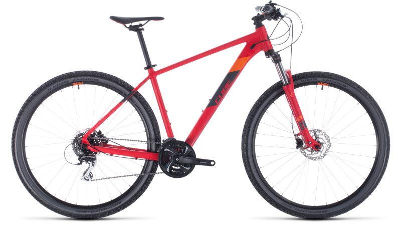 "Велосипед 27,5"" Cube Aim Race 2020"