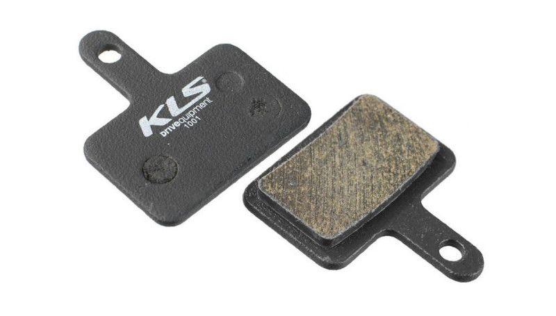 Гальмівні колодки KLS D-04 (Shimano M395, M475, M515, M300)