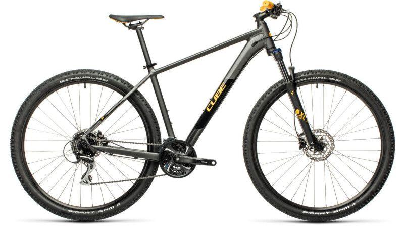 "Велосипед 29"" Cube Aim Race 2021"
