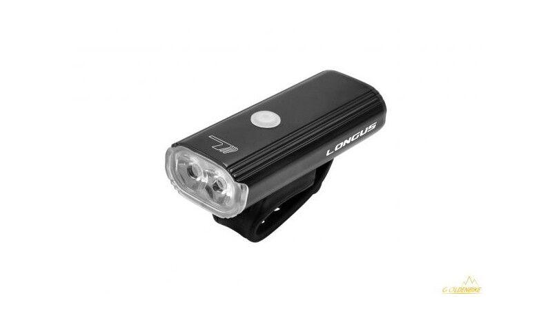Ліхтар Longus BLOK 800  8 ф-цій USB