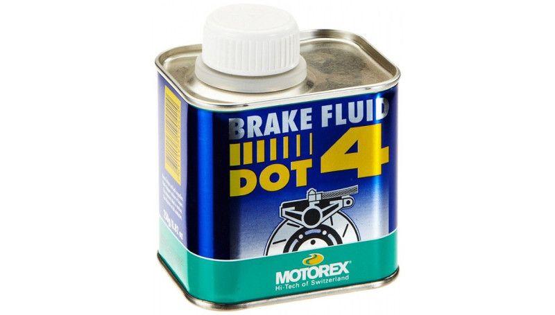 Гальмівна рідина Motorex Brake Fluid DOT 4