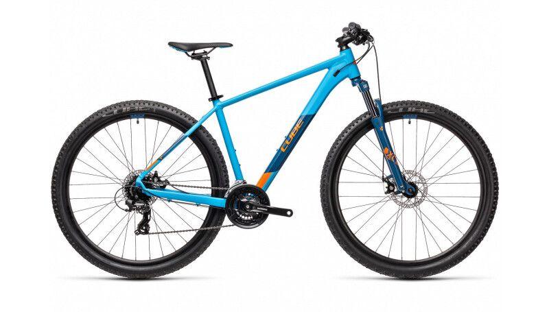 "Велосипед 29"" Cube Aim 2021"